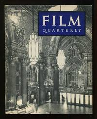 Film Quarterly (Spring 1963) [cover: lobby of the Fox Theatre, San  Francisco]