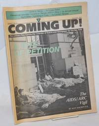 Coming up! the lesbian/gay community calendar of events and newspaper for the Bay Area [aka San Francisco Bay Times] vol. 7, #3, December 1985; A Rite of Petition: the AIDS/ARC Vigil