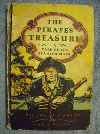 image of The Pirates Treasure or the Strange Adventures of Jack Adams on the Spanish Main
