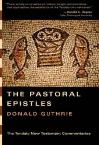 image of The Pastoral Epistles: An Introduction and Commentary (Tyndale New Testament Commentaries)