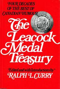 image of The Leacock Medal Treasury Four decades of Canadian humour