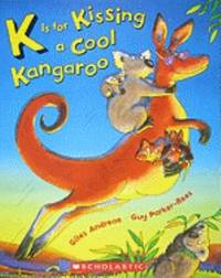 image of K Is for Kissing a Cool Kangaroo