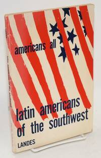 Latin Americans of the southwest