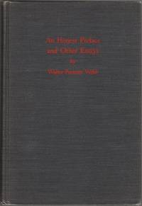 image of An Honest Preface and Other Essays