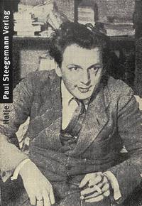 Paul Steegemann Verlag 1919-1935 / 1949-1955. Sammlung Marzona.
