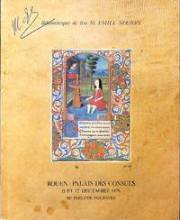 Vente 11 et 12 Décembre 1976. (Paris)