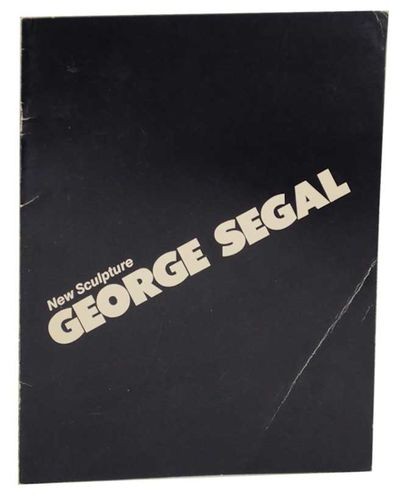 New York: Sidney Janis Gallery, 1984. First edition. Softcover. 12 pages. Exhibition catalog for a s...