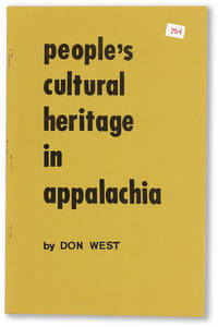 People's Cultural Heritage in Appalachia