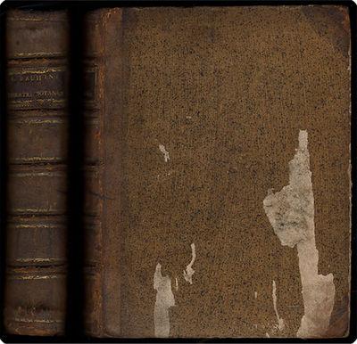 Basileae: Joannis Regis, 1671. 4to (26.5 cm, 10.45