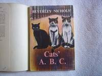 image of Cats' A.B.C. Illustrated By Derrick Sayer.