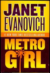 Metro Girl by  Janet Evanovich - Signed First Edition - 2004 - from Bookmarc's and Biblio.com