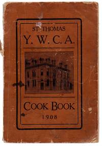 image of St. Thomas Y.W.C.A. Cook Book