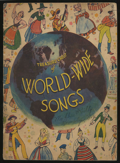 New York: Treasure Chest Publications, 1936. Softcover. Very Good. First edition. Very good in picto...