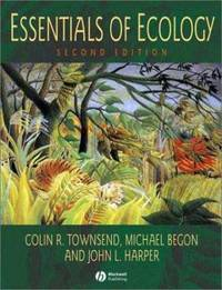 image of Essentials of Ecology