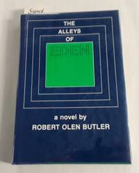 image of The Alleys of Eden (SIGNED First Edition)
