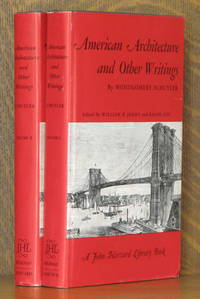 image of AMERICAN ARCHITECTURE AND OTHER WRITINGS [2 volumes, complete]