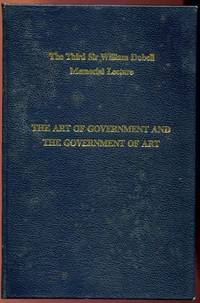 The Art of Government and the Government of Art.