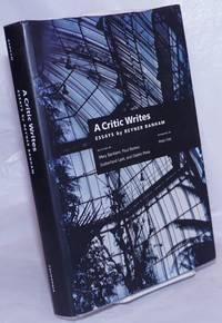 image of A Critic Writes: Essays