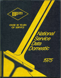 National Service Data Domestic, 1975 Final.