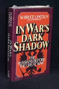 image of In War's Dark Shadow; The Russians Before the Great War