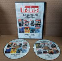 Trains Magazine The Complete Collection 1940-2010 [DVD]