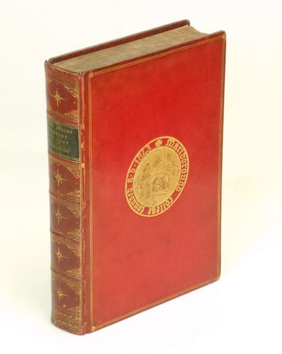 London: Seeley and Co., Ltd, 1896. Sixth Edition. Leather bound. Very good. Duodecimo size, 438 pp. ...