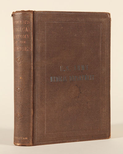 Philadelphia: J.B. Lippincott & Co, 1863. 401pp., including in-text illustrations, plus pp. of adver...