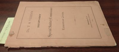 Washington, D.C.: Gibson Brothers, Printers, 1873. First Edition. Softcover. 8vo, 48 pages; G-; pink...