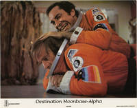 Destination Moonbase-Alpha (Collection of 7 British lobby cards for the 1978 film)