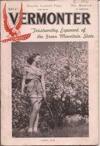The Vermonter, The State Magazine, Vol. 50, No. 4, April, 1945