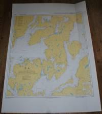 Nautical Chart No. 3554 Norway - West Coast, Samnangerfjorden, Bjornafjorden and Outer Hardangerfjorden