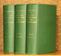 image of CYCLOPAEDIA OF POLITICAL SCIENCE, POLITICAL ECONOMY, AND OF THE POLITICAL HISTORY OF THE UNITED STATES - 3 VOL. SET (COMPLETE)