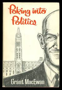 image of POKING INTO POLITICS.