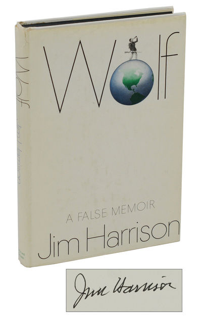 New York: Simon and Schuster, 1971. First Edition. Fine/Near Fine. First edition. Signed by Harrison...