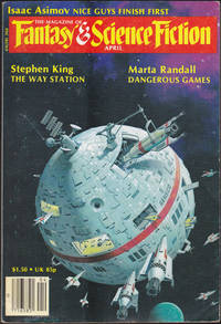 The Magazine of Fantasy & Science Fiction, April 1980 (Vol 58, No 4)