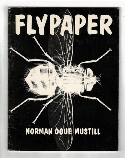 , 1967. Large 4to, unpaged; chiefly black and white photocollages; original black pictorial wrappers...