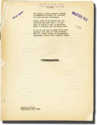 image of Ambush [I Robbed a Bank] (Original screenplay for the 1939 film)