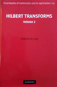 Hilbert Transforms: volume 2