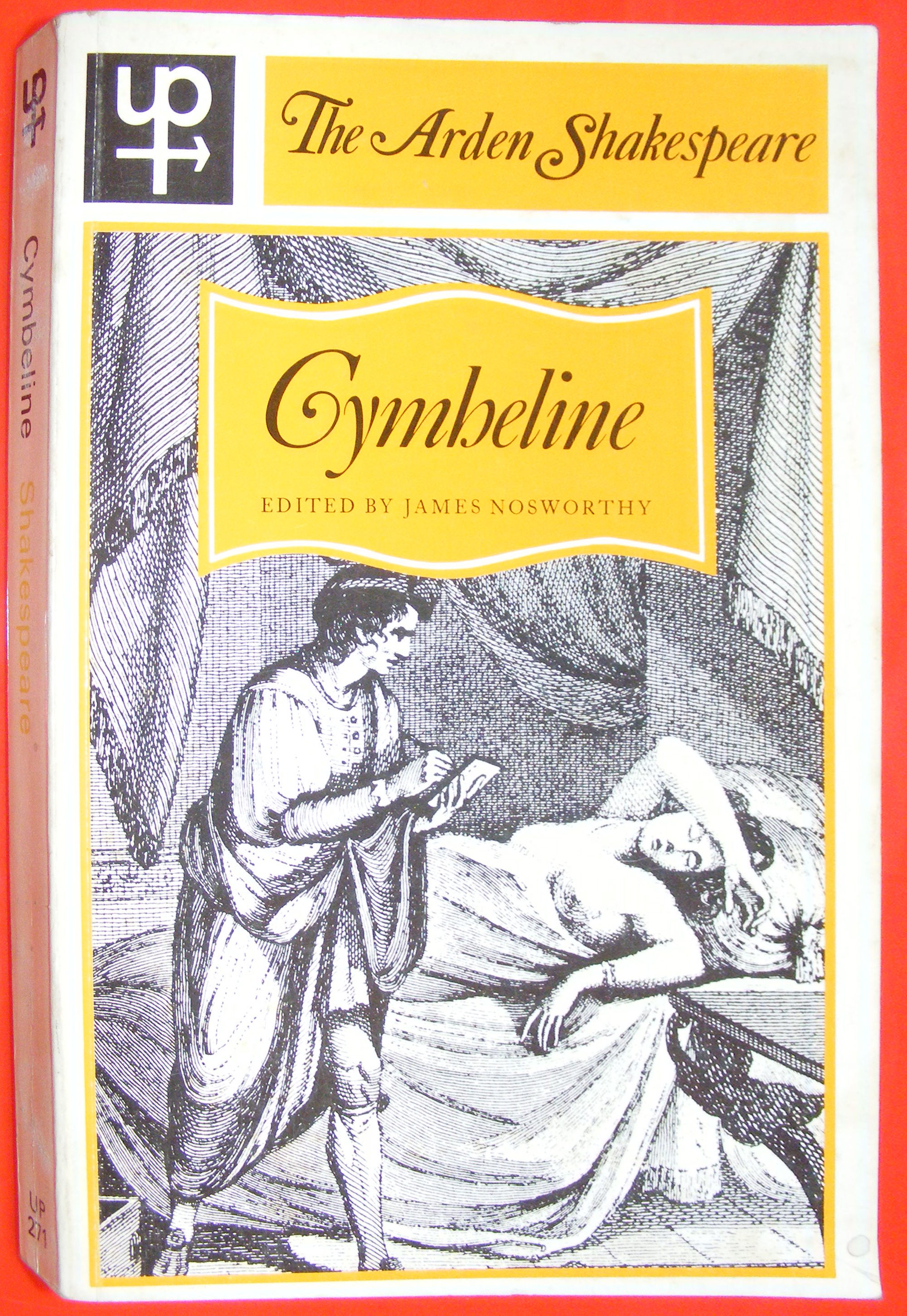 Cymbeline - The Arden Shakespeare by Nosworthy, James - 1969