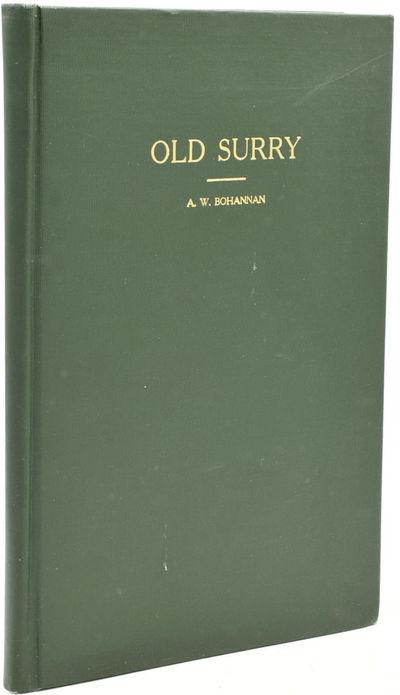 Petersburg, VA: Plummer Printing Co, 1927. First Edition. Hard Cover. Near Fine binding. A First Edi...