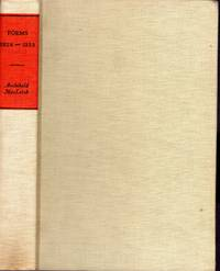 image of Poems, 1924-1933 .
