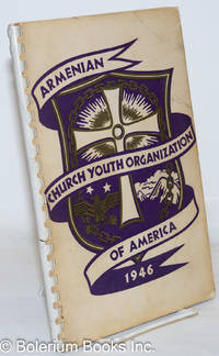 image of First annual assembly of the Armenian Church Youth Organization of America