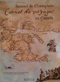 image of Carnet de voyages au Canada. Une bande dessinée du XVIIe siècle