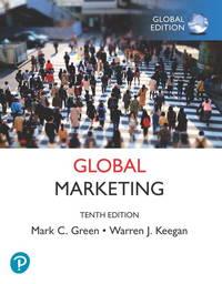 Global Marketing  (10th Global Edition)
