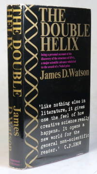 image of The Double Helix. A Personal Account of the Discovery of the Structure of DNA
