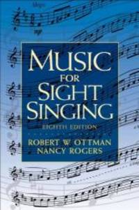 image of Music for Sight Singing