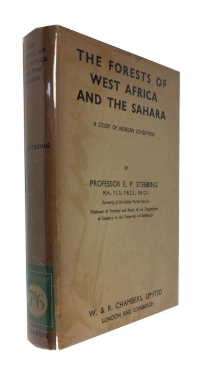 London: Chambers, 1937. Hardcover. Very Good/Very Good. map frontis, photos, index, viii, 245p Origi...