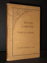 Wood-Carving: As an Aid to the Study of Elementary Art