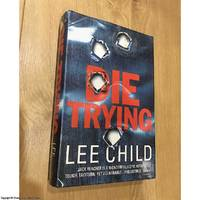 image of Die Trying (1st edition hardback)