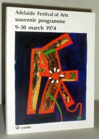 Adelaide Festival  of Arts Souvenir Programme 9-30 March 1974